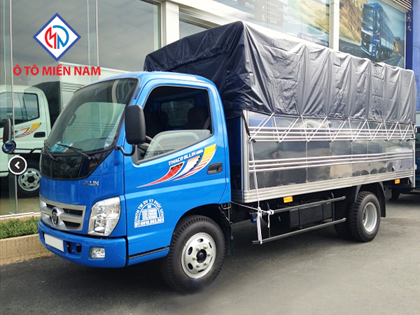 Xe Tải Kia THACO OLLIN 450A Mui Bạt (5 Tấn)