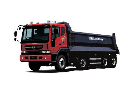 Xe Tải Ben Daewoo 24 tấn – N7DVF