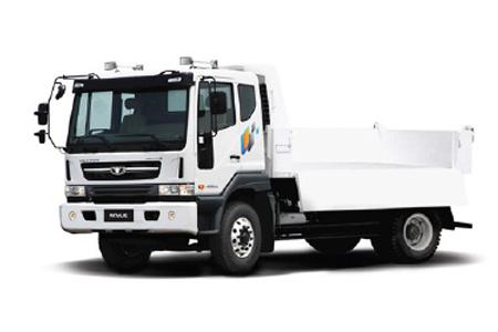 Xe Tải Ben Daewoo 8 tấn – F3DEF