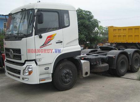Xe Tải Dongfeng Đầu Kéo Thấp L375 - 20