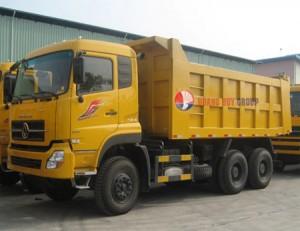 Xe Tải Dongfeng Ben L375 – 20 Vát