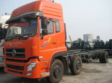 Xe Tải Cabin - Chassi C230