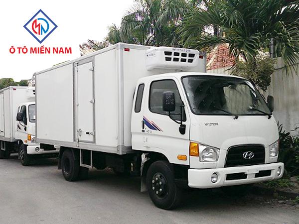 Xe Tải Hyundai HD72 Đông Lạnh ( 3.5 Tấn)