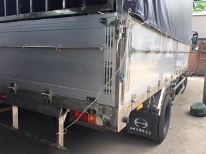 đóng thùng xe tải chất lượng