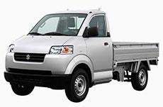 Suzuki Carry Pro 750kg – thùng lửng