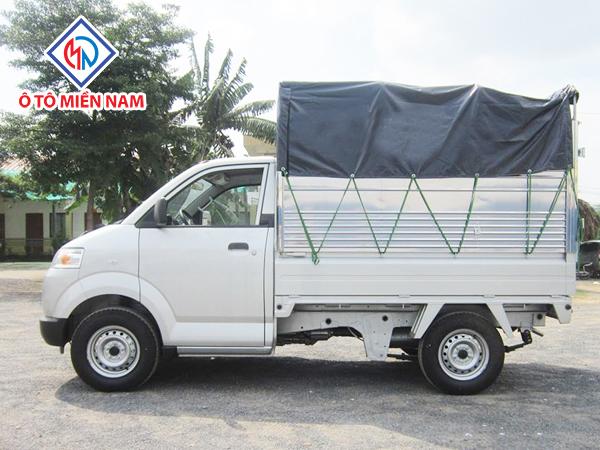 Xe Tải Suzuki Carry Pro  750kg Thùng Mui Bạt