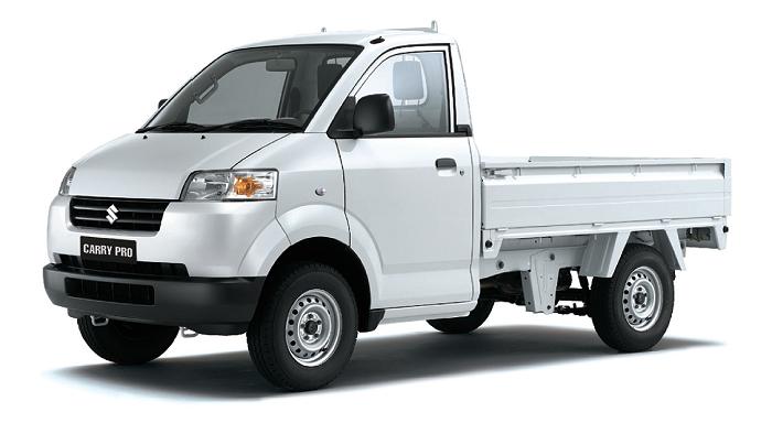 Xe Suzuki Carry Thùng Lửng