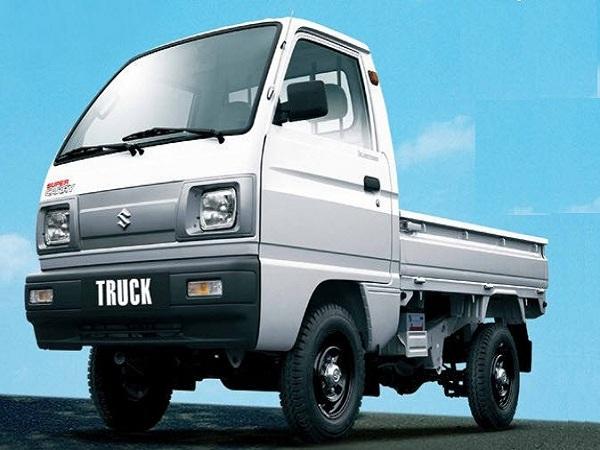 Xe Suzuki Carry Thùng Lững
