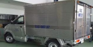 Suzuki Pro Thùng Kín  – 750kg