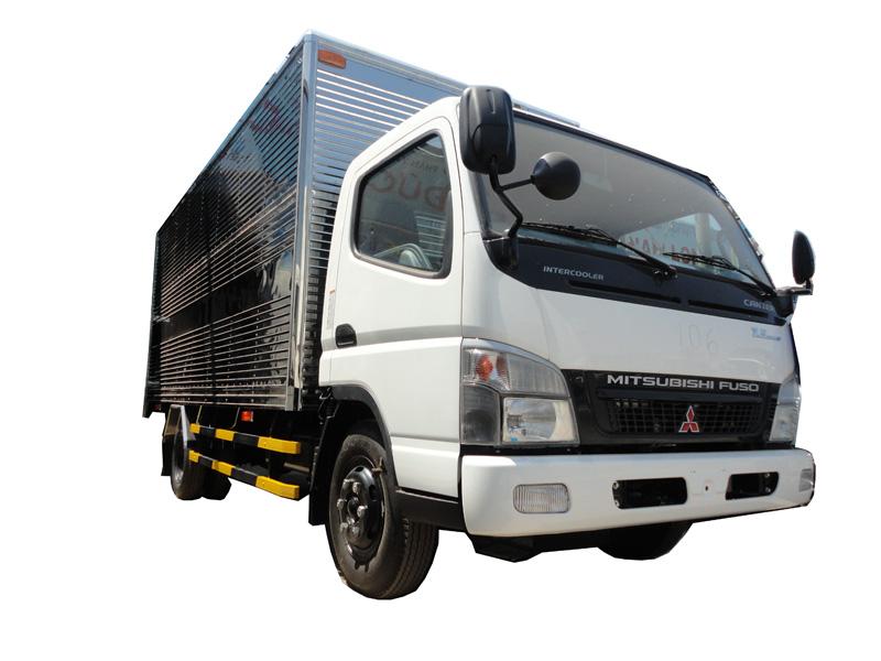 Xe Tải Mitsubishi Kín 1.9 Tấn