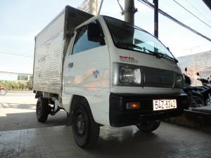 Suzuki Truck Thùng Kín -650kg