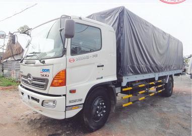 Xe tải Hino FG8JPSB (8.4tấn ) Thùng mui bạt