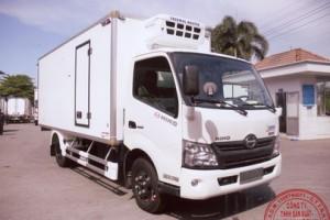 Xe tải Hino XZU720L Thùng Đông Lạnh (3.7 tấn)