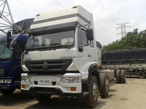 Xe Tải HOWO 2 Dí 1 Cầu (10 tấn -220HP)