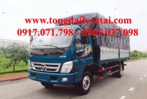 Xe tải Kia THACO OLLIN450A Mui bạt (5 tấn)