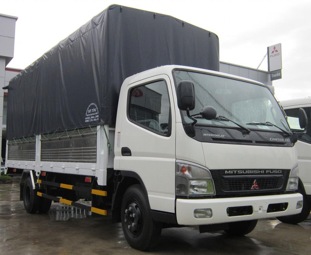 Xe Tải Mitsubishi 5.2 Tấn Canter HD