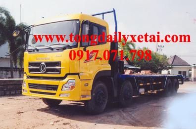 Xe tải Dongfeng chuyên dụng (16.8 tấn)