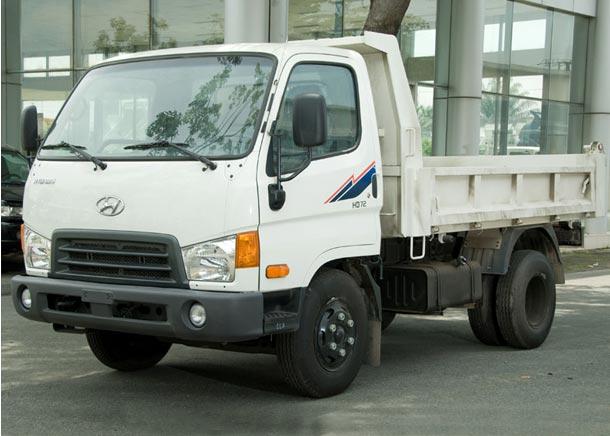 Xe Tải Hyundai HD72 Ben Tự Đổ 3.5 Tấn