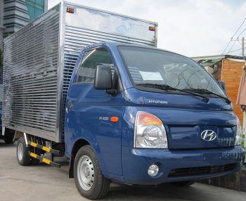 Xe Tải Hyundai HD100 1 Tấn 2017
