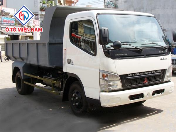 Xe Tải Mitsubishi Ben Tự Đổ 3.2 Tấn