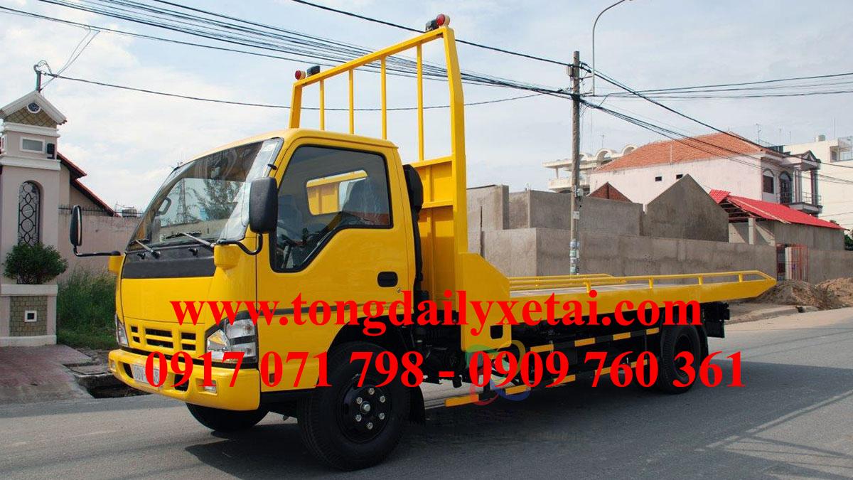 Xe chở xe Mitsubishi 3,2 Tấn