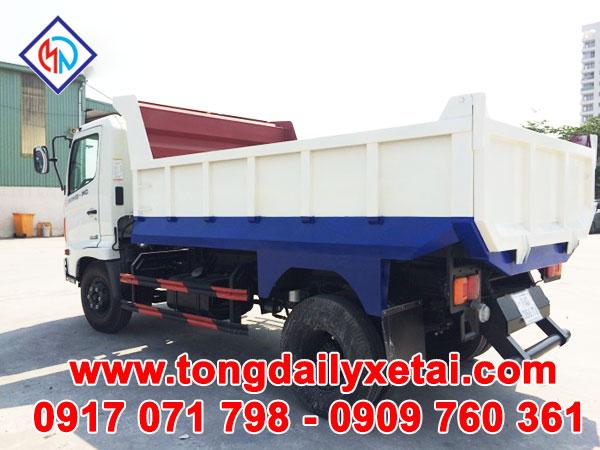 Xe tải Hino FC Ben Tự Đổ