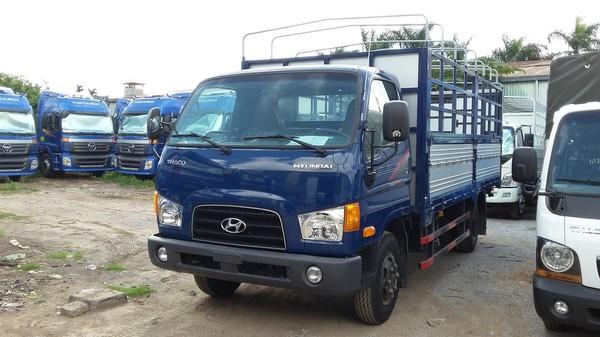 Xe Tải Hyundai HD500 5 Tấn 2017