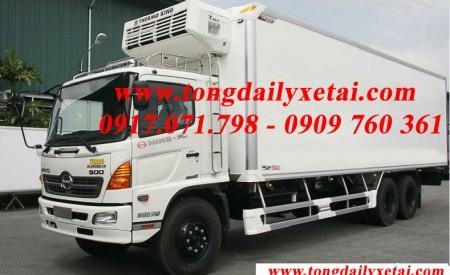 Tổng đại lý xe tải Hino FL giá rẻ nhất Miền Nam