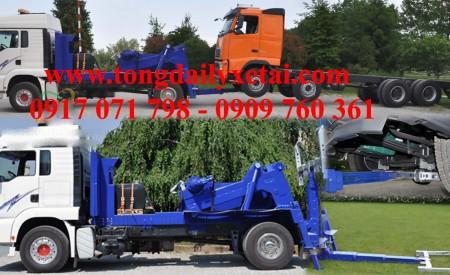 Xe chuyên dùng cứu hộ HiNo 30 tấn 2019