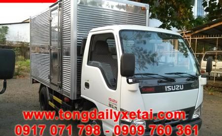 Lý do nên chọn mua xe tải isuzu, bán xe tải isuzu 1,9 tấn