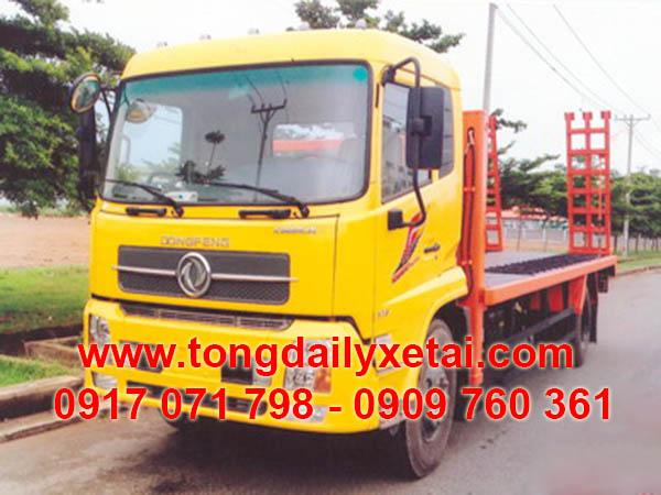 Xe Tải Dongfeng Chở Xe Máy Chuyên Dùng 8 Tấn