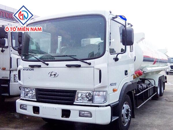 Xe Tải Hyundai HD210 Bồn Phun Nước Rửa Đường 12500 Lít