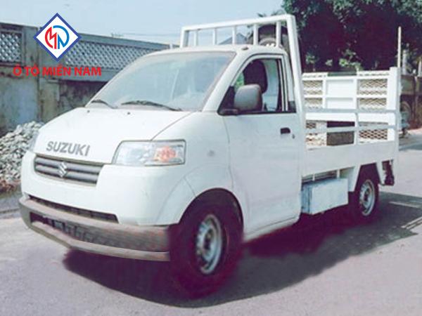 Xe Tải Suzuki Carry Chở Mô Tô, Xe Máy