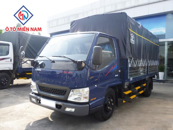 Xe Tải Hyundai IZ49 2.4 Tấn Đô Thành Thùng Mui Bạt