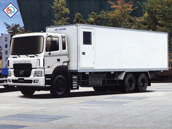 xe tải hyundai thùng kín giá rẻ