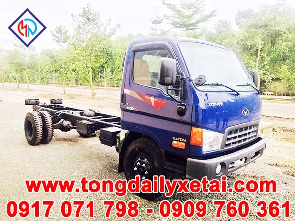 Xe Tải Hyundai HD120s 8.5 Tấn Đô Thành
