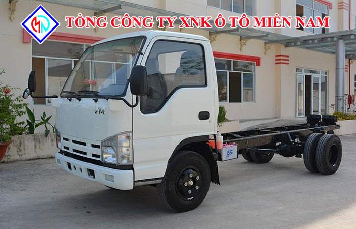 Xe tải Vĩnh Phát 3.5 tấn có xuất xứ từ đâu?