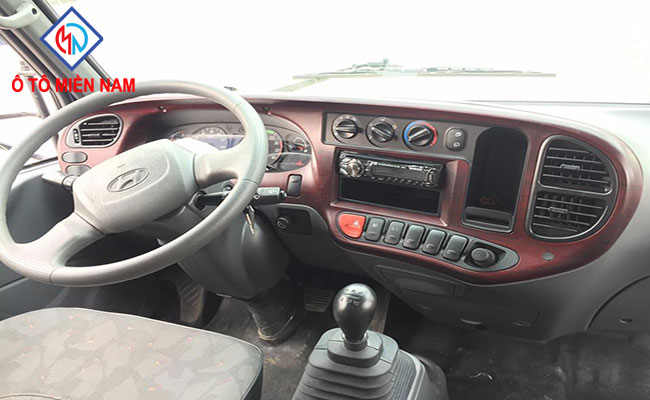 Xe Tải Hyundai New Mighty N250