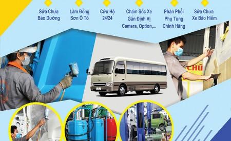 Dịch Vụ Bảo Hành Khi Mua Xe Bus Hyundai Tốt Nhất Ở Đâu?