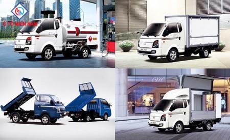 Hé Lộ : Vì Sao Bạn Nên Mua Xe Tải Hyundai H150 Thay Vì H100