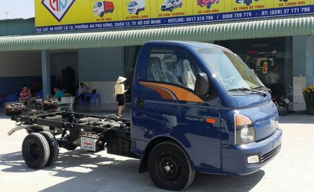 Ở Đâu Bán Xe Tải Hyundai H150 1.5 Tấn Giá Tốt