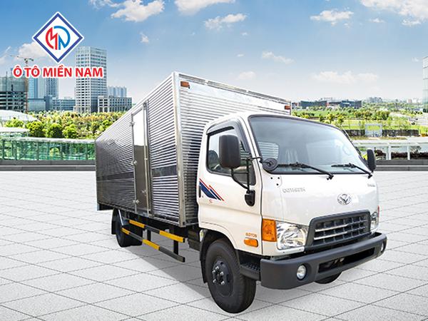 Xe Tải Hyundai 8 Tấn HD120sl Đô Thành Thùng Dài 6m2