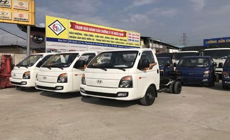 Giá Xe Tải Hyundai 1.5 Tấn Hiện Nay Là Bao Nhiêu ?