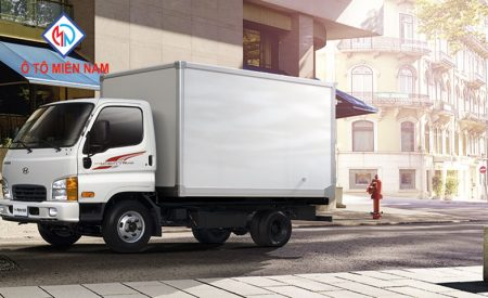 Giá Sốc Khủng Của Xe Tải Hyundai New Mighty N250