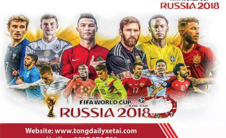 Ô Tô Miền Nam – Hòa Nhịp Cùng World Cup 2018