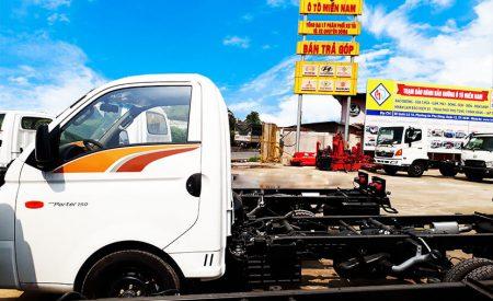Xe Tải Hyundai H150 Có Mức Giá Hấp Dẫn Nhất Hiện Nay