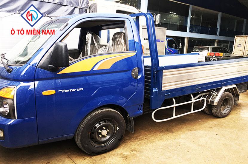 tìm hiểu xe tải hyundai h150