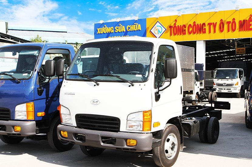 Thật Dễ Dàng Để Sở Hữu Chiếc Hyundai N250 1.9 Tấn Với 20% Tiền Đặt Cọc
