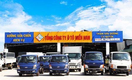 Đại Lý Bán Xe Tải Hyundai Giá Rẻ Uy Tín