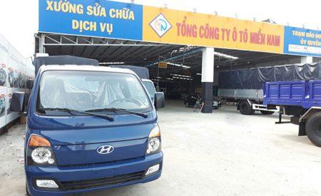 Đâu Là Đại Lý Bán Xe Hyundai H150 Tốt Nhất TPHCM ?